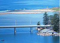 We are surrounded by the maginificent waterways of The Entrance Central Coast, the ideal location for a day trip, family vacation or impromtu holiday